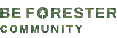 BE FORESTER COMMUNITYロゴ